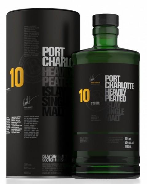 Port Charlotte 10 Heavily Peated
