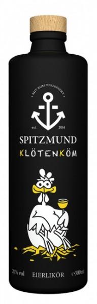Spitzmund Klötenköm