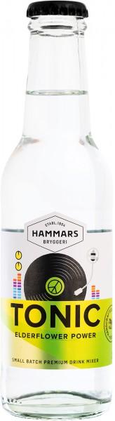 Hammars Tonic Water Elderflower Power (1 x 0,2 l)