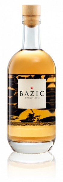 Bazic Barrique-Vodka Batch