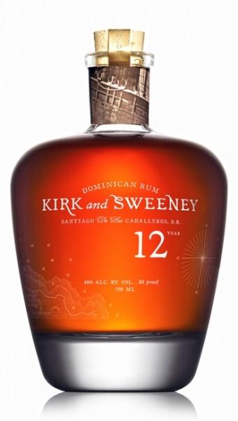 Kirk & Sweeney 12 Jahre