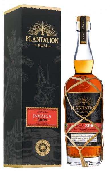 Plantation Rum Jamaica 2009 Long Pond CRV