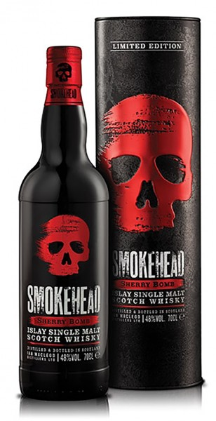 Smokehead Sherry Bomb Batch #2