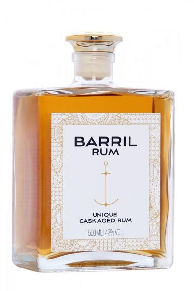 Barril Rum Skin Gin (1 x 500ml)