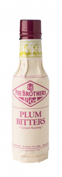 Fee Brother Plum Bitters