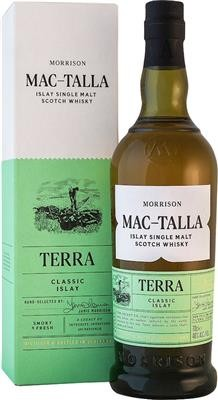 Mac-Talla Single Malt Whisky Terra Classic Islay