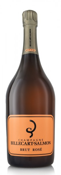 Billecart-Salmon Champagner Rosé Magnum