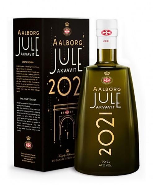 Aalborg Jule Akvavit 2021
