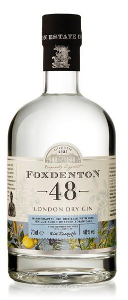 Foxdenton The Original 48 London Dry Gin
