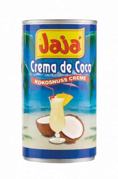 Jaja Crema de Coco Kokosnuss-Creme