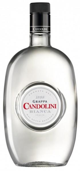 Grappa Candolini Bianca