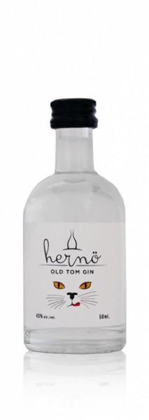 Hernö Old Tom Gin Miniatur