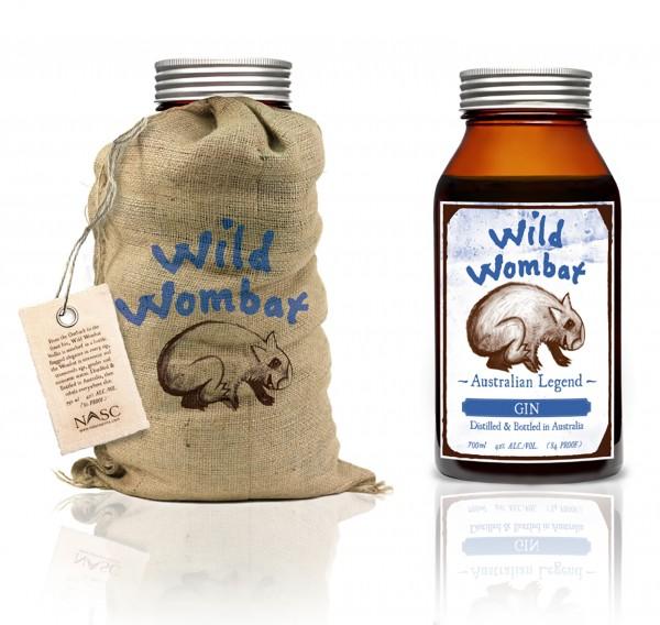 Wild Wombat Australian Legend Gin