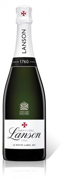 Lanson Champagner White Label