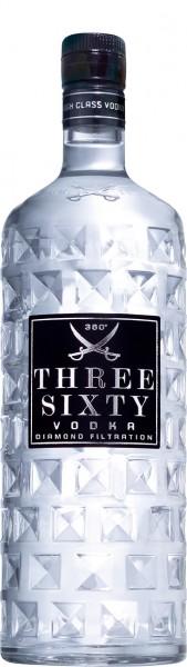 Three Sixty Vodka Doppelmagnum