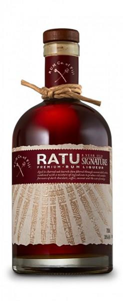 RATU Signature Blend Rumliqueur 8 Jahre