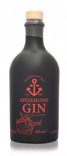 Spitzmund Gin Rosé Limited Edition