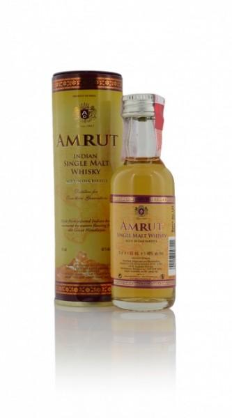 Amrut Indian Single Malt Miniatur