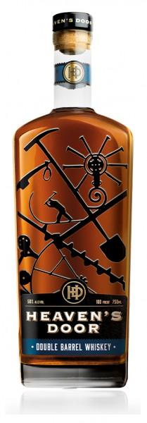 Heaven's Door Double Barrel American Blended Whiskey