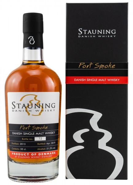 Stauning Port Smoke Single Malt Whisky