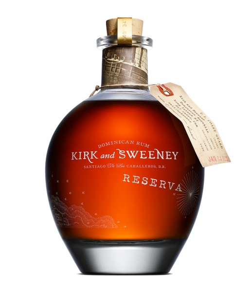 Kirk & Sweeney Rum Reserva