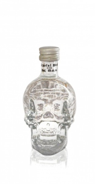 Crystal Head Vodka Miniatur