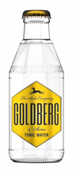Goldberg & Sons Tonic Water Einzelflasche