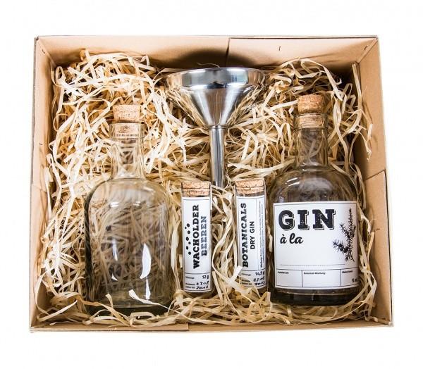 Mach deinen Gin-Set