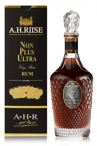 A.H. Riise Rum Non Plus Ultra Very Rare