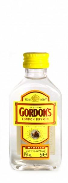 Gordon's London Dry Gin Miniatur