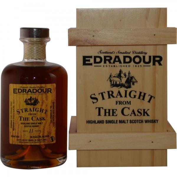 Edradour Single Malt Highland Whisky Straight from the Cask 10 Jahre
