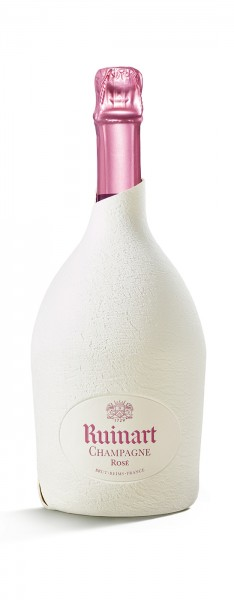 Ruinart Rosé Brut Champagner 2nd Skin