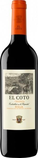 El Coto Crianza Rioja 2015