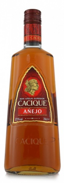 Cacique Ron Añejo Superior