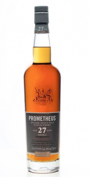 Prometheus 27 Jahre Speyside Single Malt Cache 2