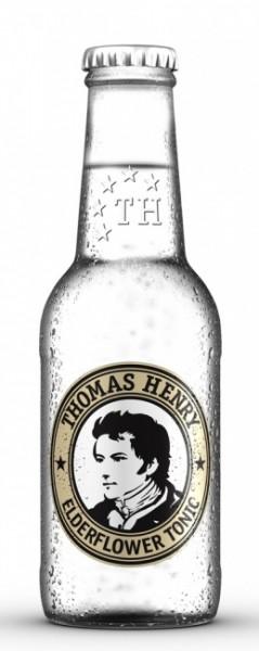 Thomas Henry Elderflower Tonic Einzelflasche