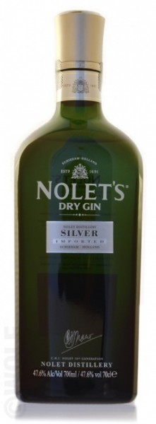 Nolet's Dry Gin Silver