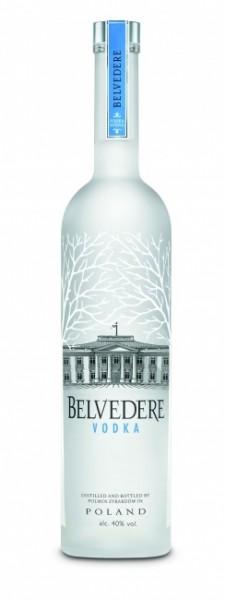 Belvedere Vodka Doppelmagnum