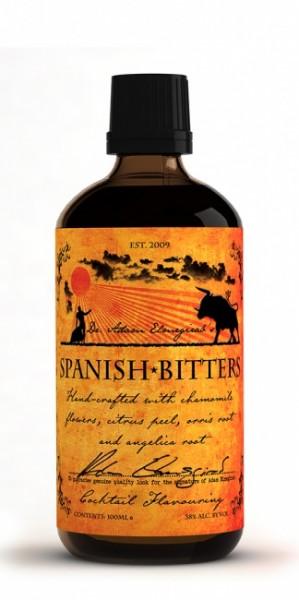 Dr. Adam Elmegirab's Spanish Bitters