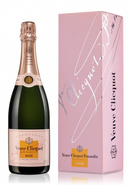 Veuve Clicquot Rosé Champagner