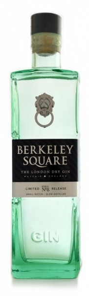 Berkeley Square The London Dry Gin Limited Release