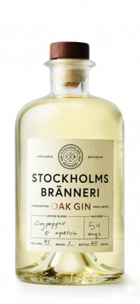 Stockholms Bränneri Oak Gin