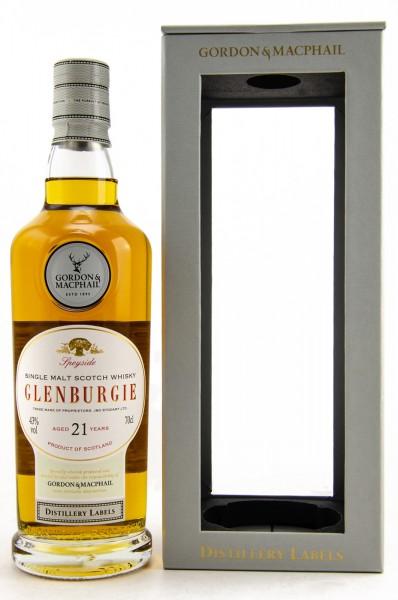 Glenburgie Single Malt Whisky 21 Jahre Gordon & MacPhail