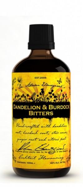 Dr. Adam Elmegirab's Dandelion & Burdock Bitter