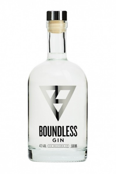 Boundless New Western Dry Gin