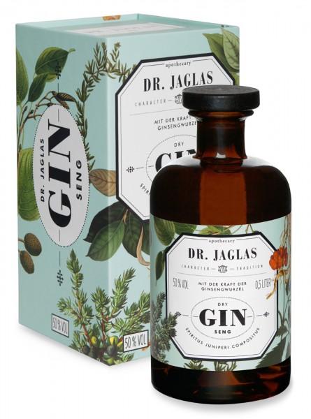 Dr. Jaglas Navy Dry Gin-Seng