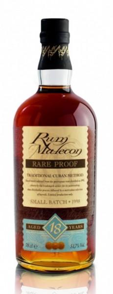 Malecon Rare Proof 18 Jahre