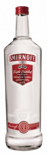 Smirnoff No. 21 - Red Label