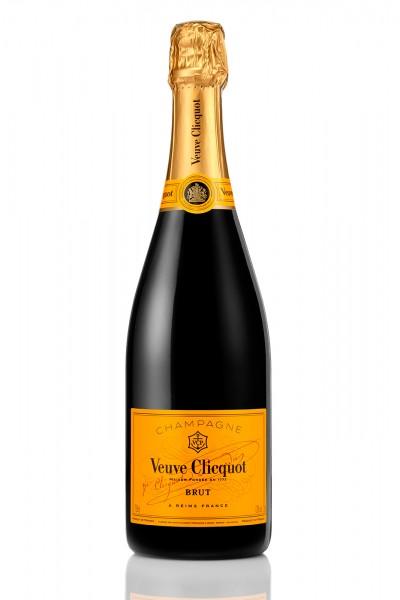 Veuve Clicquot Champagner Brut Yellow Label