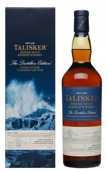 Talisker Distillers Edition 2009/2019 Amoroso Cask